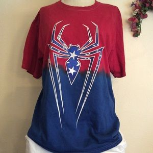 NEW WITH TAGS SPIDER-MAN SHIRT